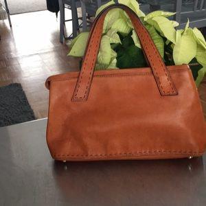 Fossil/ Vintage/ Leather/Satchel/